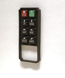 Epoxy Coated Keypad